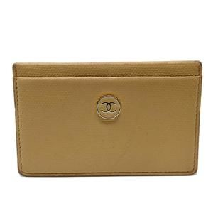 Caviar Leather CC ID Card Holder Wallet